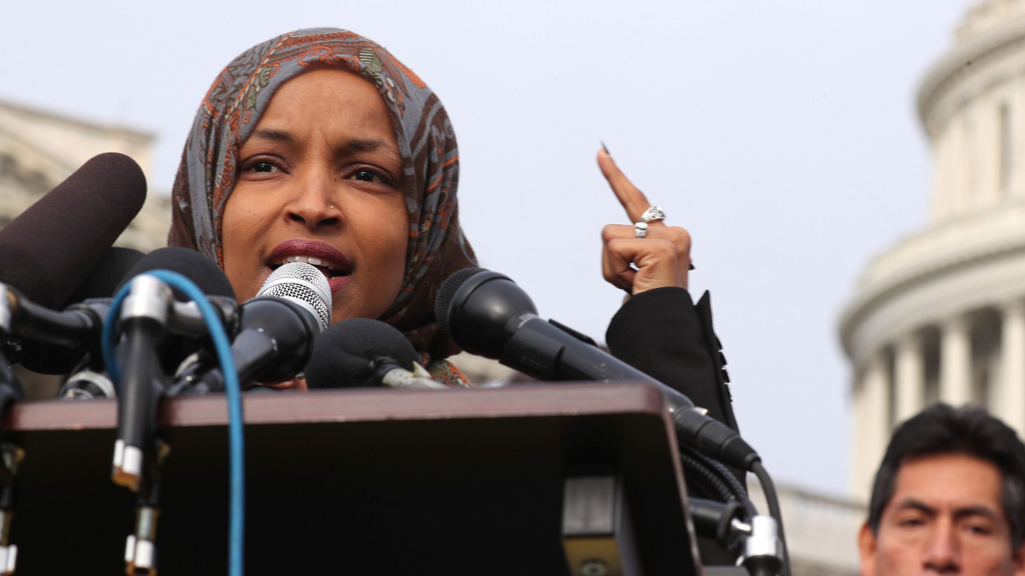 the numbers behind ilhan omar u0026 39 s all about the benamins