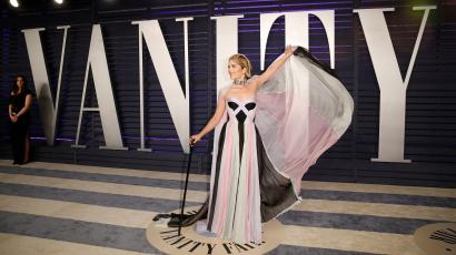 91st Academy Awards – Vanity Fair – Beverly Hills, California, U.S., February 24, 2019 – Selma Blair. REUTERS/Danny Moloshok - HP1EF2P04S4HY