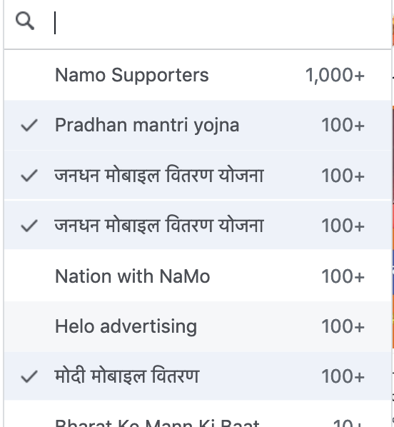 Facebook advertisers use Modi's name to scam Indians via