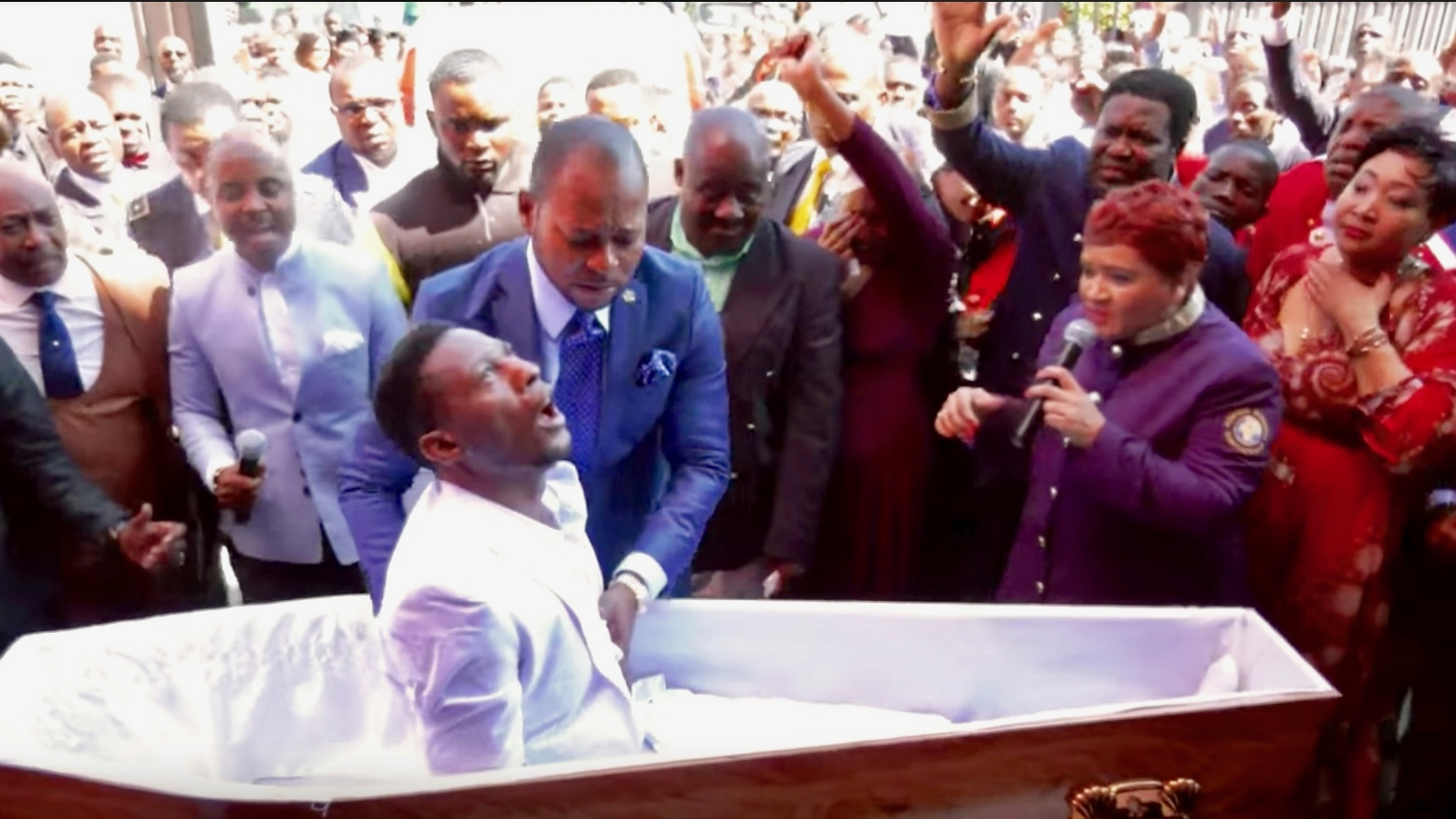 South Africa pastor Alpha Lukau resurrection to be