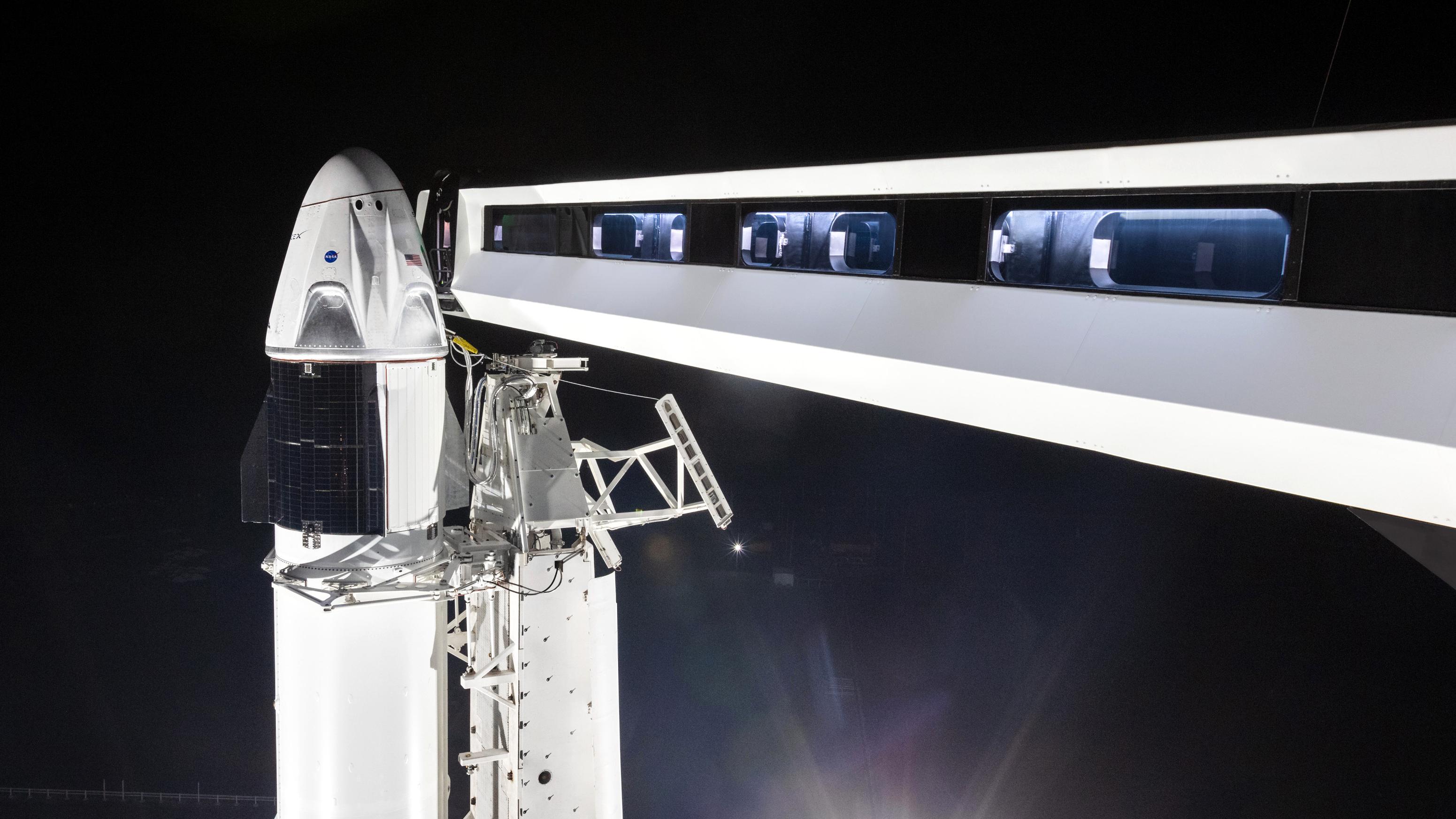 SpaceX's test failure shows how spacecraft get made — Quartz