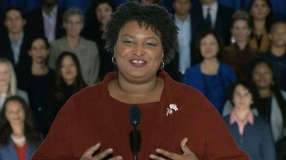 Read the full text of Stacey Abrams response to Trump's SOTU