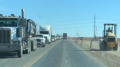 Entrepreneurs thrive on US Highway 285 amid Permian fracking