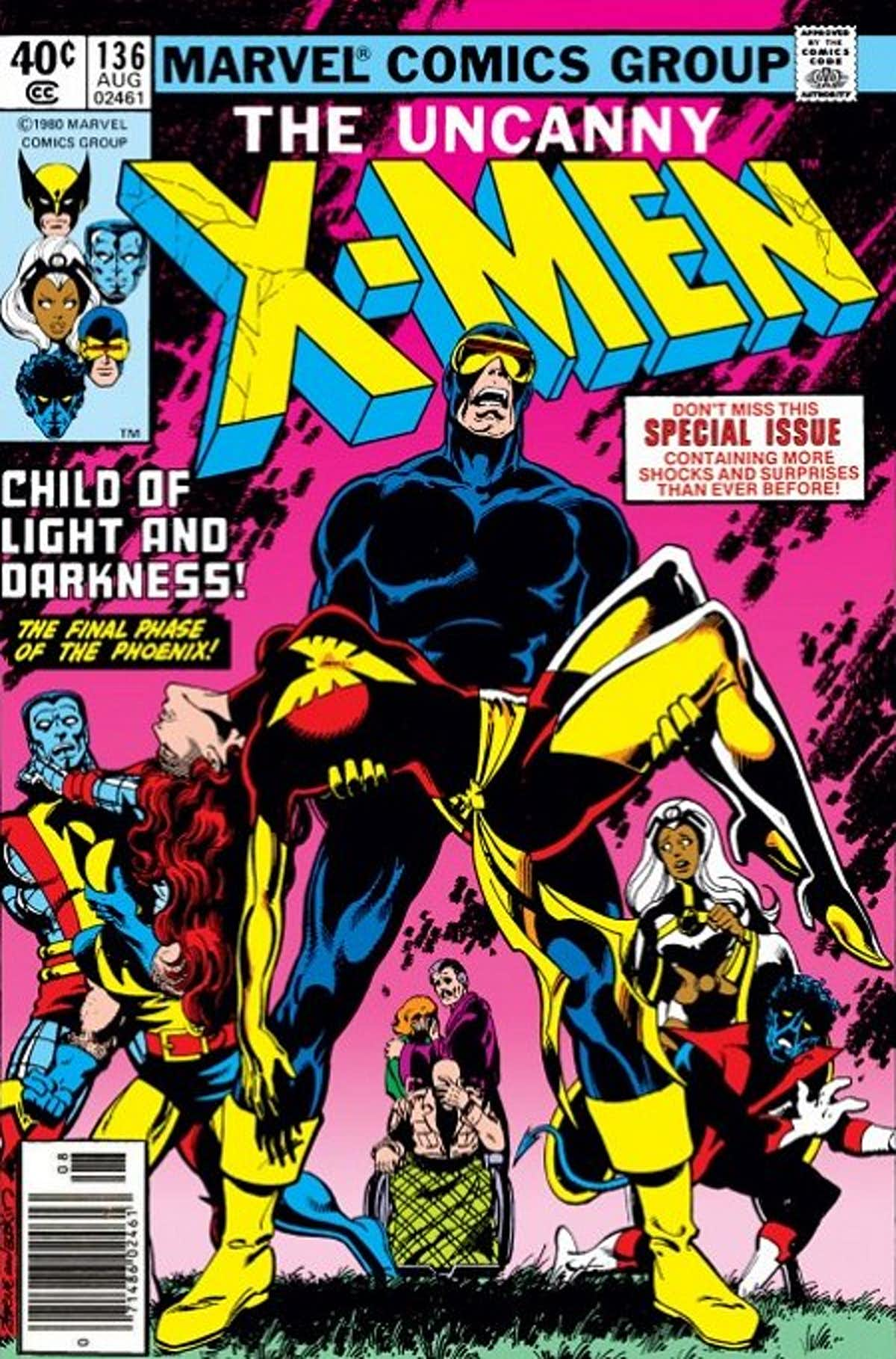 X-Men issue