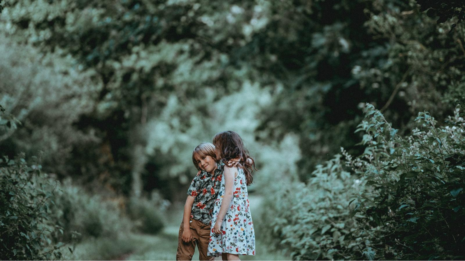 More Evidence That Growing Up Poor May >> Kids Who Grow Up Near Green Space Have Better Mental Health Quartz