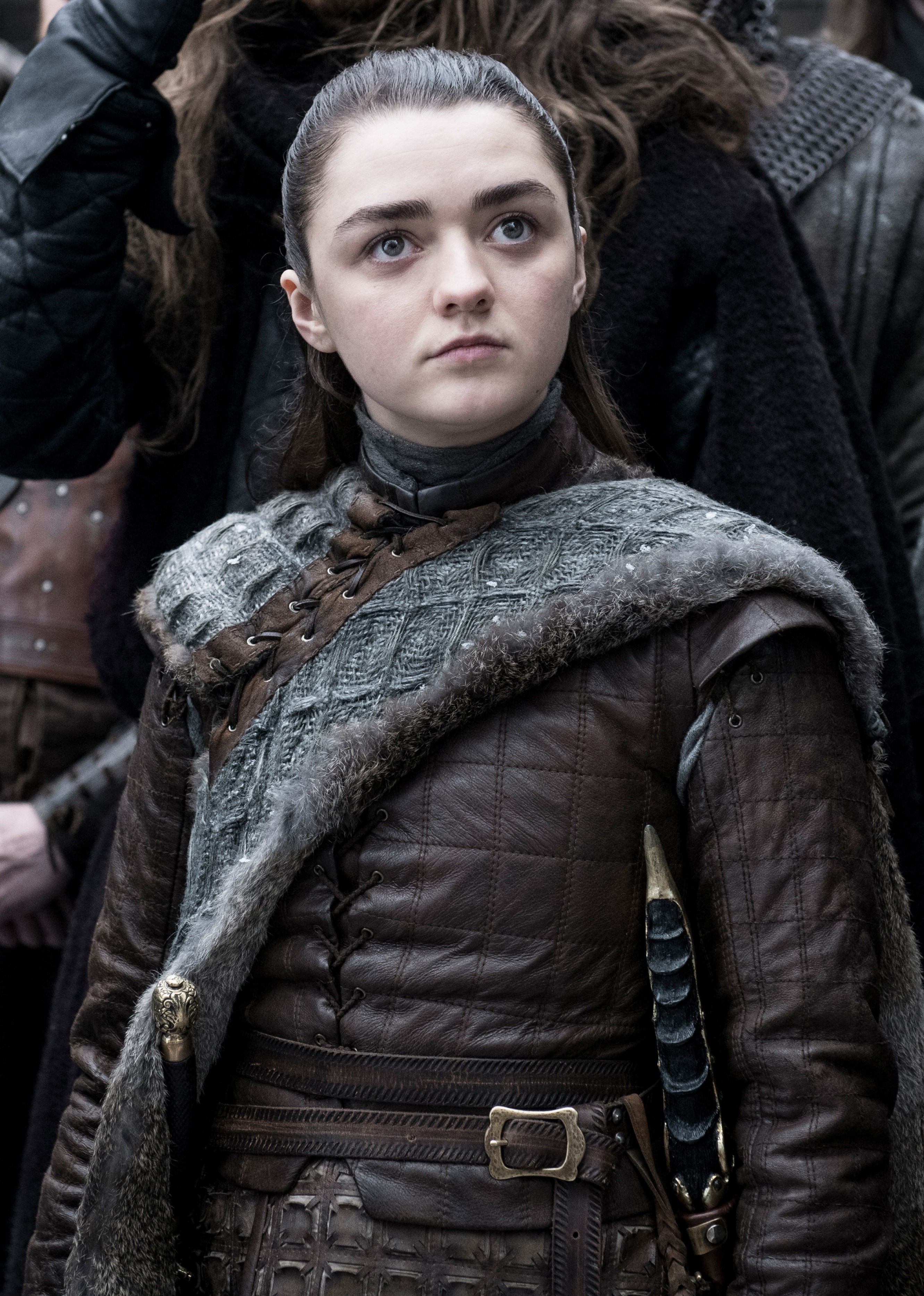 hbo game of thrones arya stark
