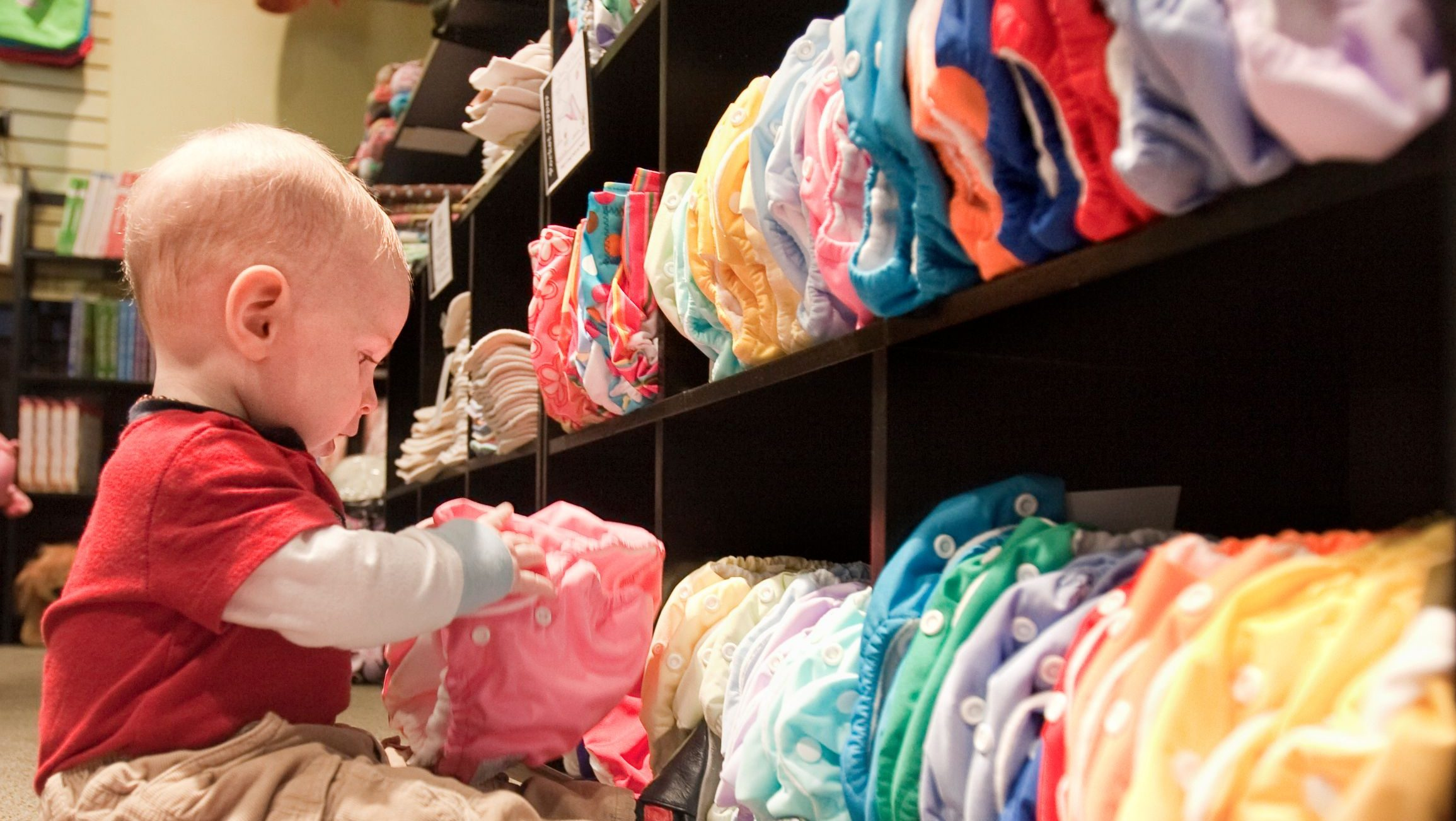 How to use cloth diapers—it is easier than you think, promise — Quartz