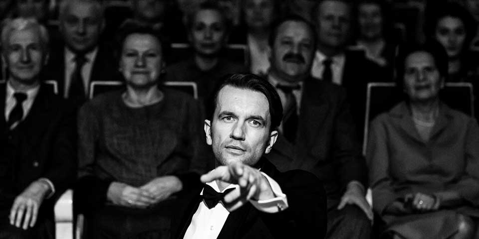 The black-and-white Polish film that won the world's top cinematography prize