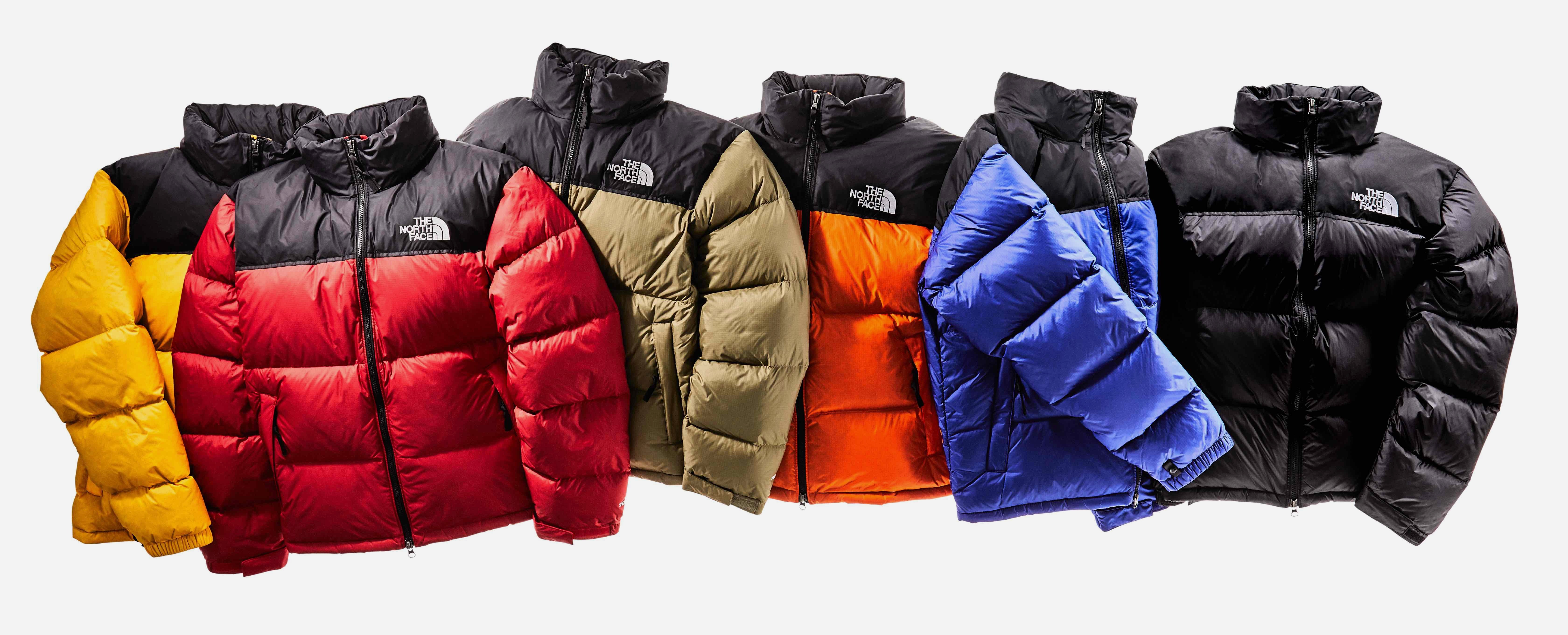 The North Face s Nuptse puffer jacket is everywhere again — Quartzy 5b45f1e93