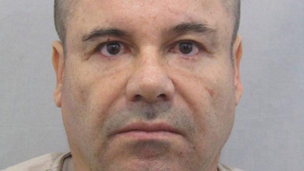 Where will El Chapo be sent to prison?