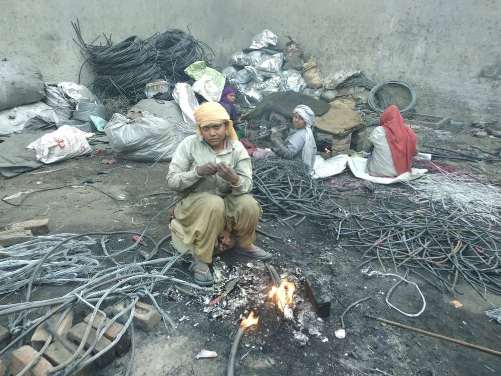 Why e-waste is a major health and environmental hazard in