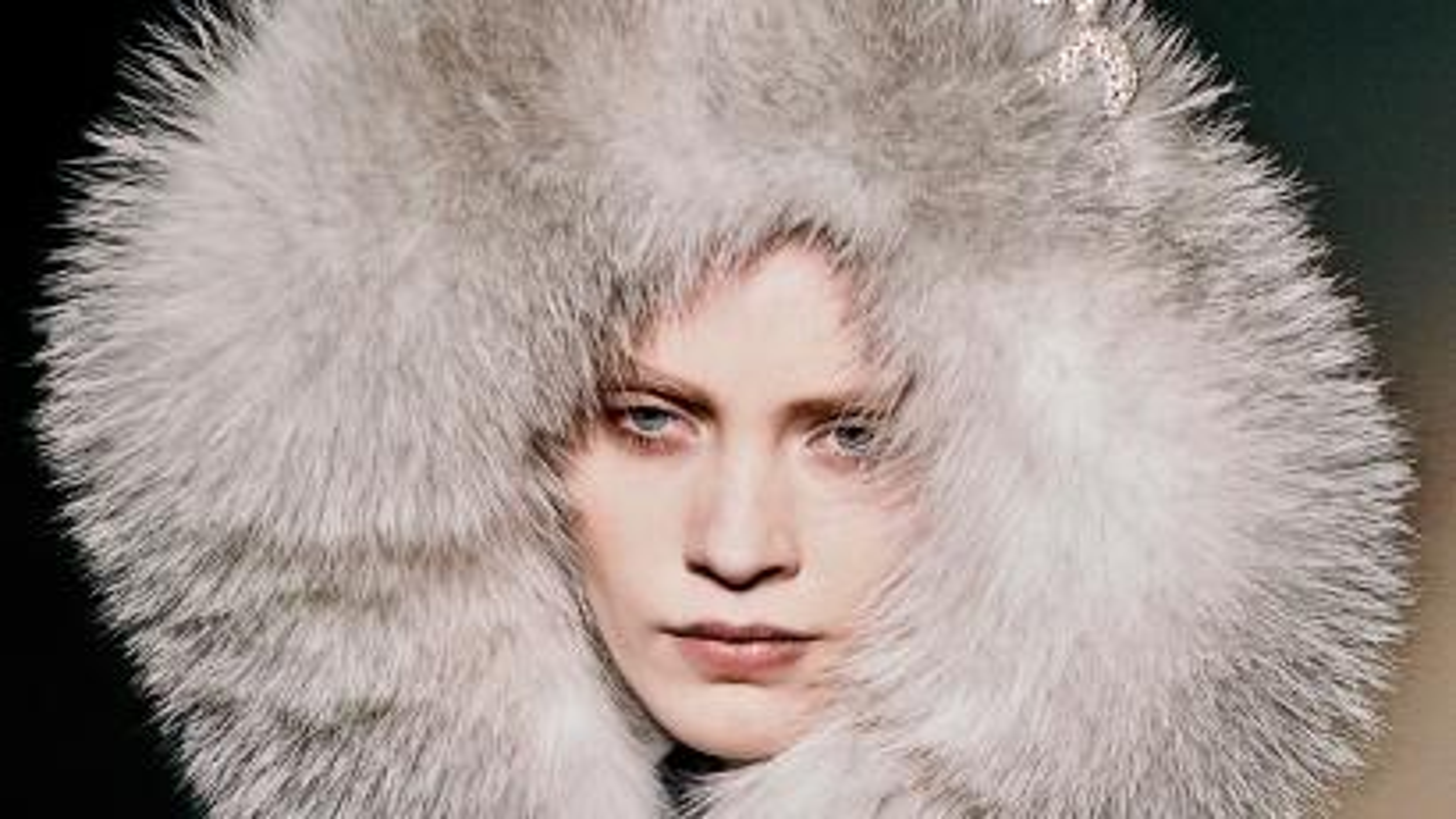 A Jean-Paul Gaultier fur design for Hermes.