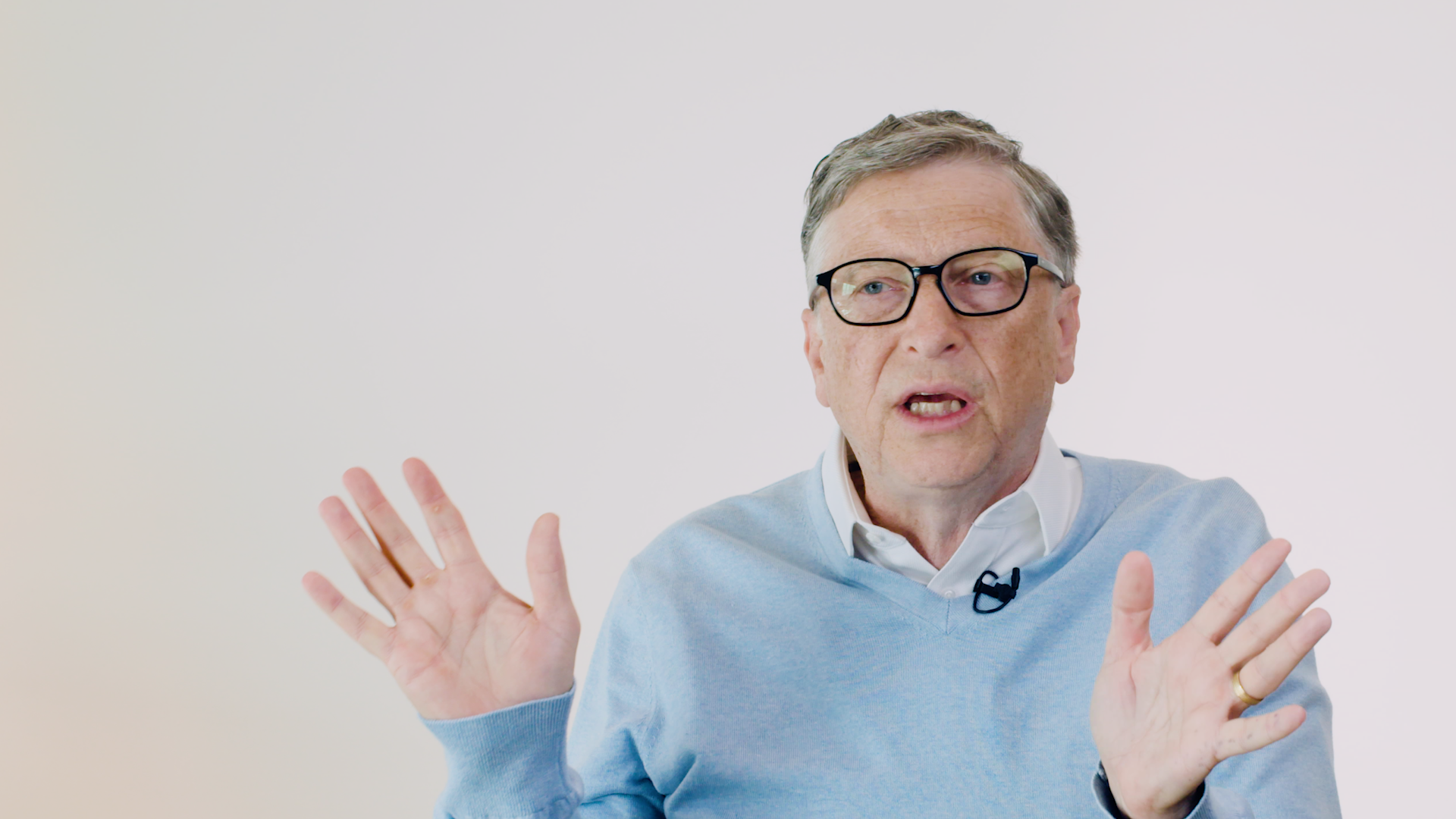 Bill Gates chats data privacy