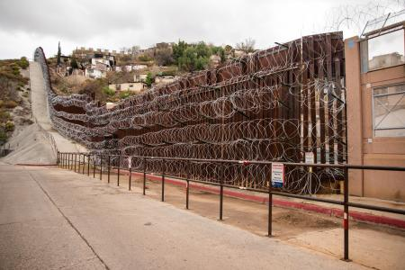 Trump Will Rally For His Wall In El Paso But He S Already