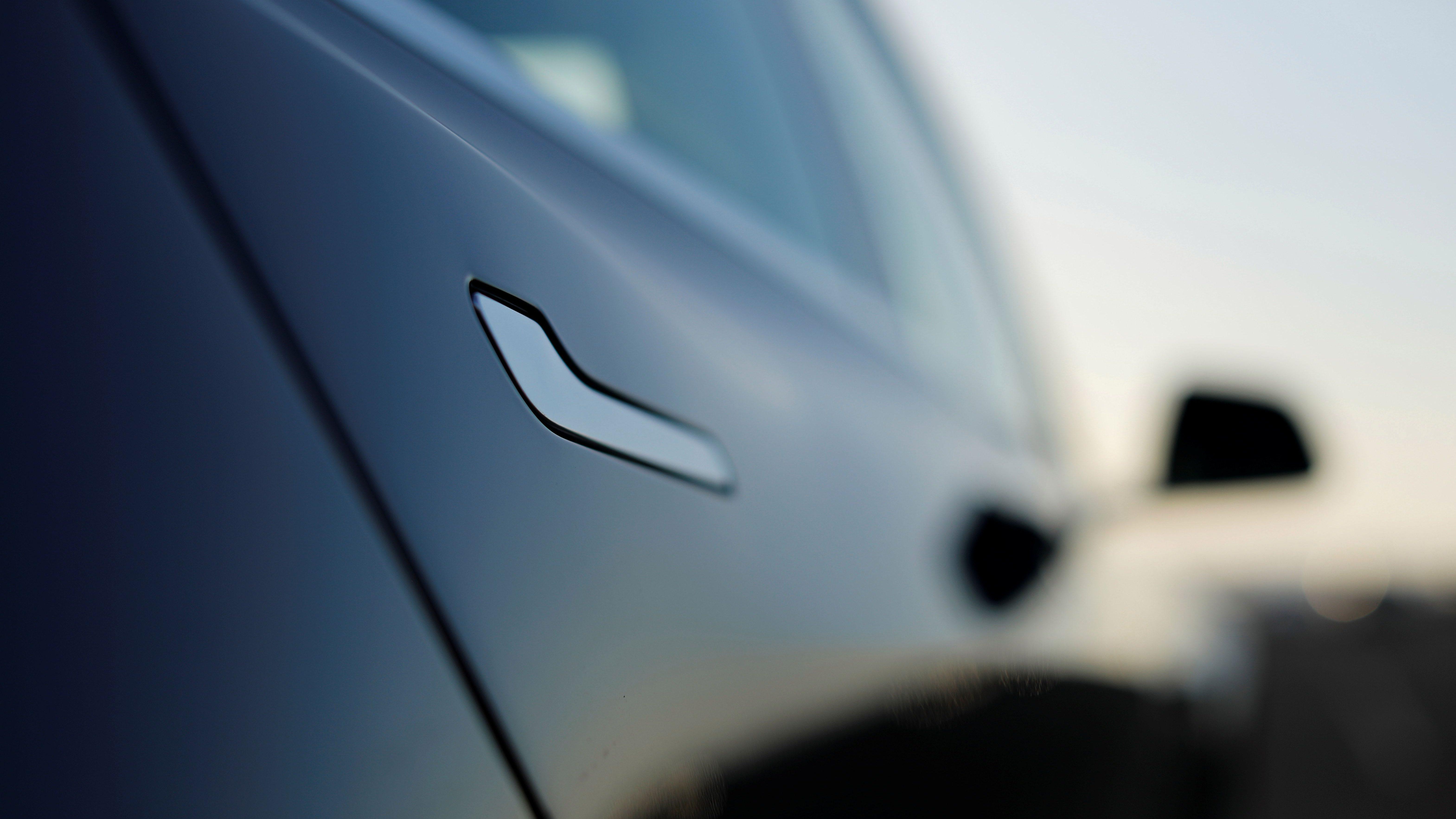 Tesla Model 3 Owners Are Griping About Frozen Door Handles