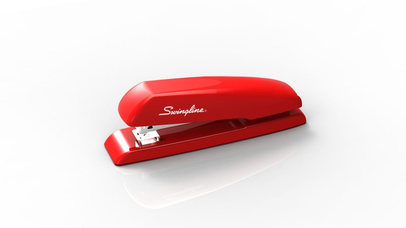 "How the red stapler in ""Office Space"" changed Swingline"