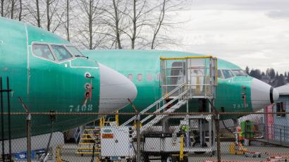 737 Max grounding: one private customer rethinking purchase