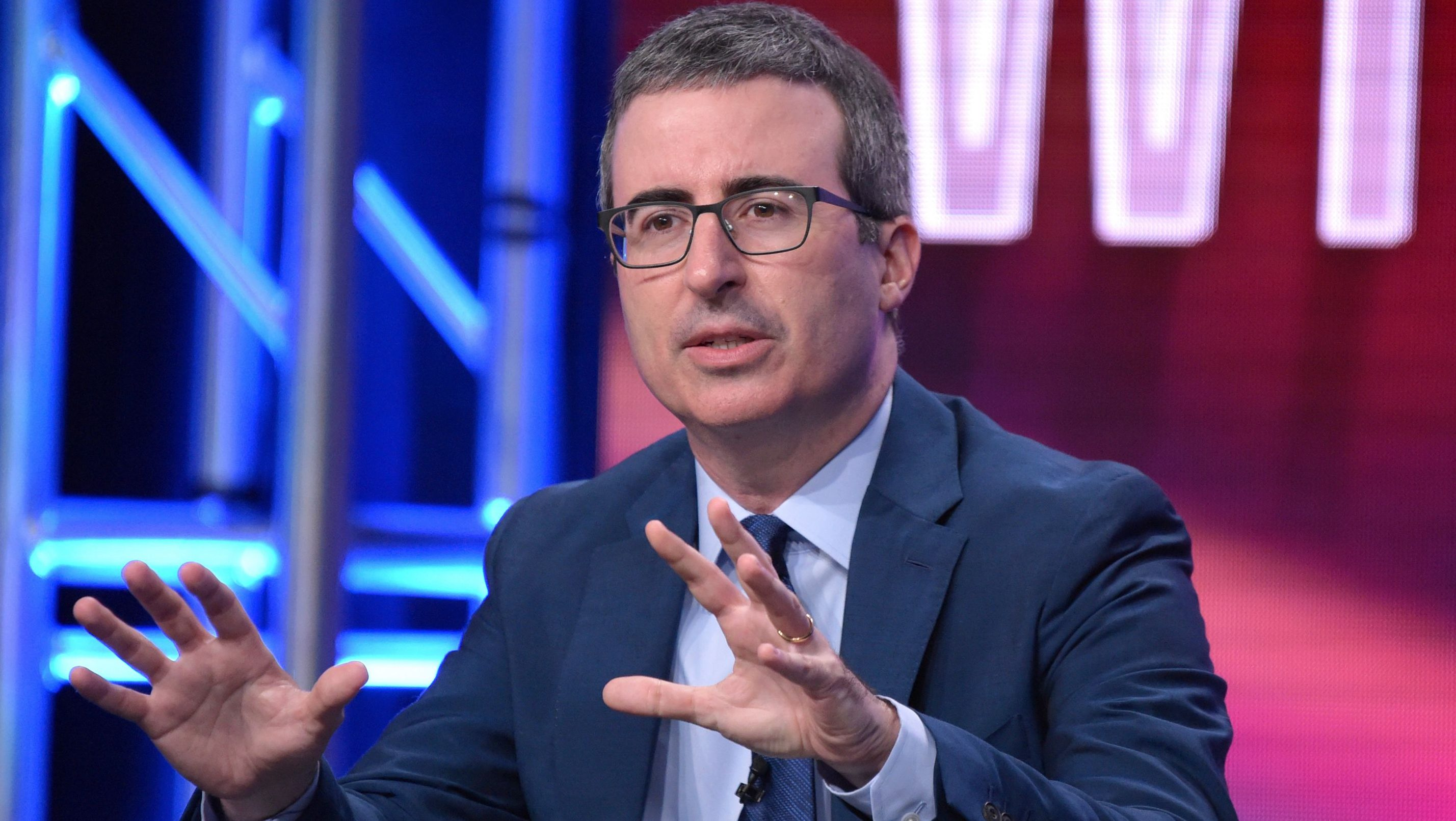 John Oliver's rules of engagement for internet shaming and call-out culture