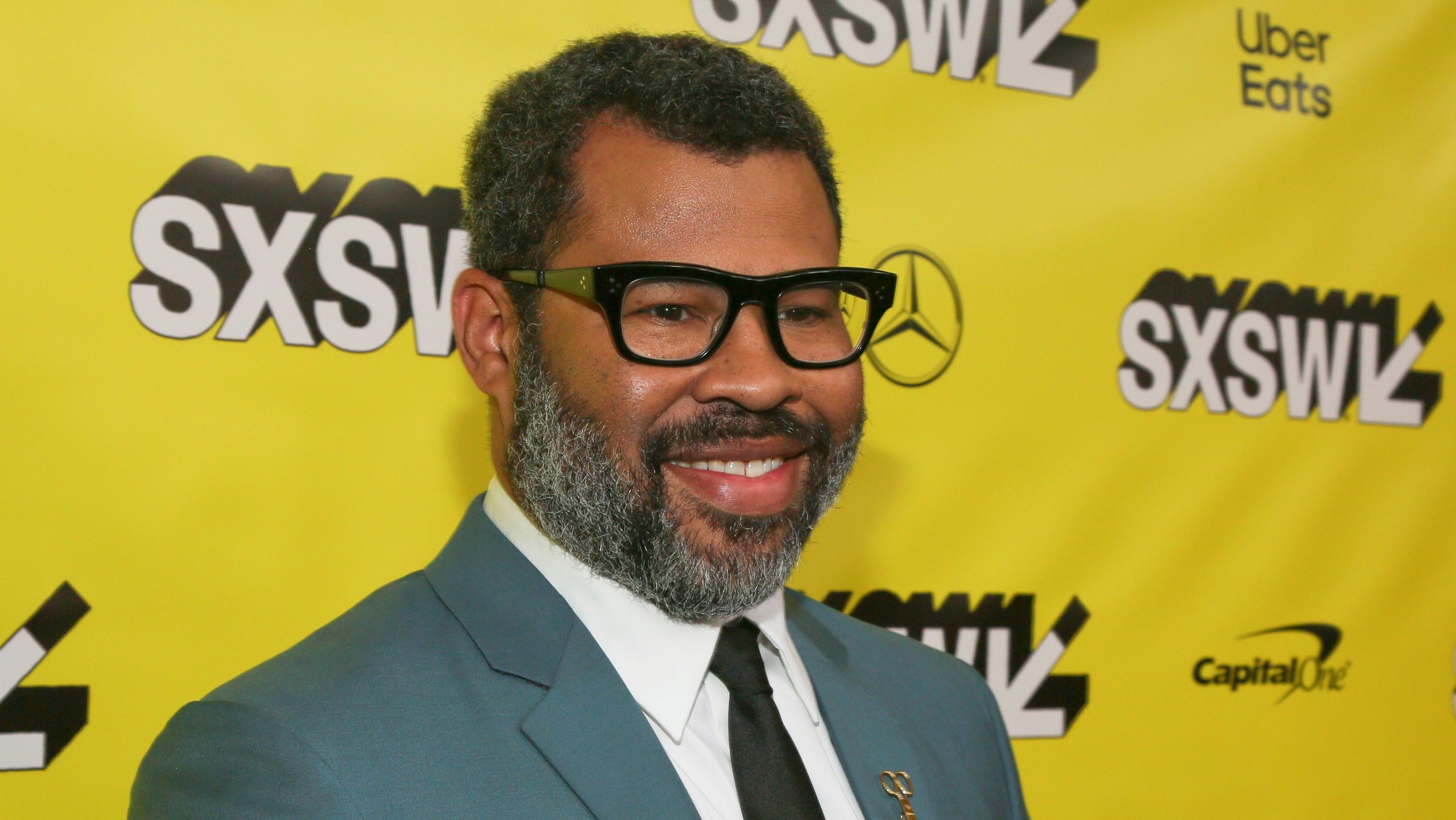 Jordan Peele is not the next Spielberg or Hitchcock. He's the first Jordan Peele