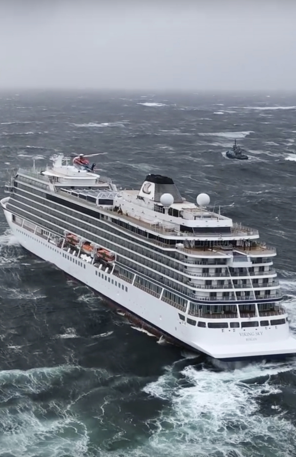 What the Viking Sky cruise evacuation tells us about cruise ship safety