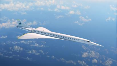 Boom wants to put supersonic passenger jets back into the