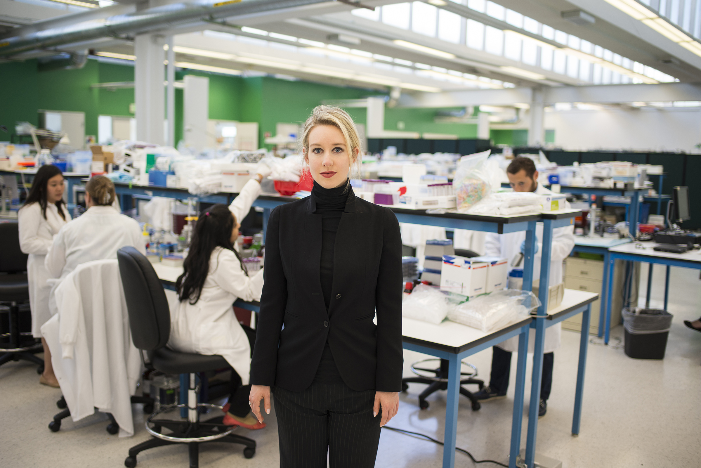 Hbo S Theranos Documentary Explores Elizabeth Holmes Cult