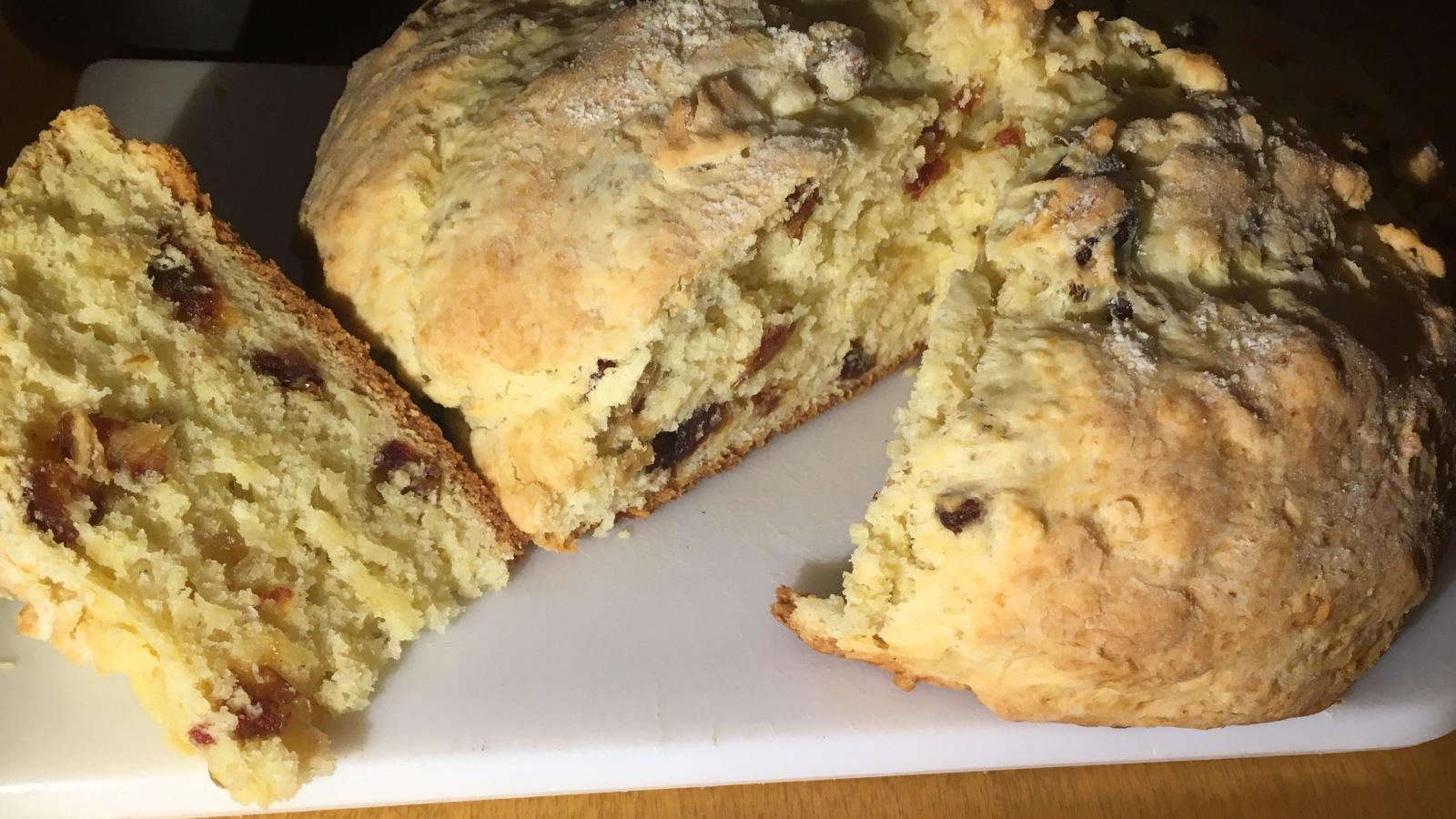 A Recipe For Irish Soda Bread As Delicious As A Scone Quartz