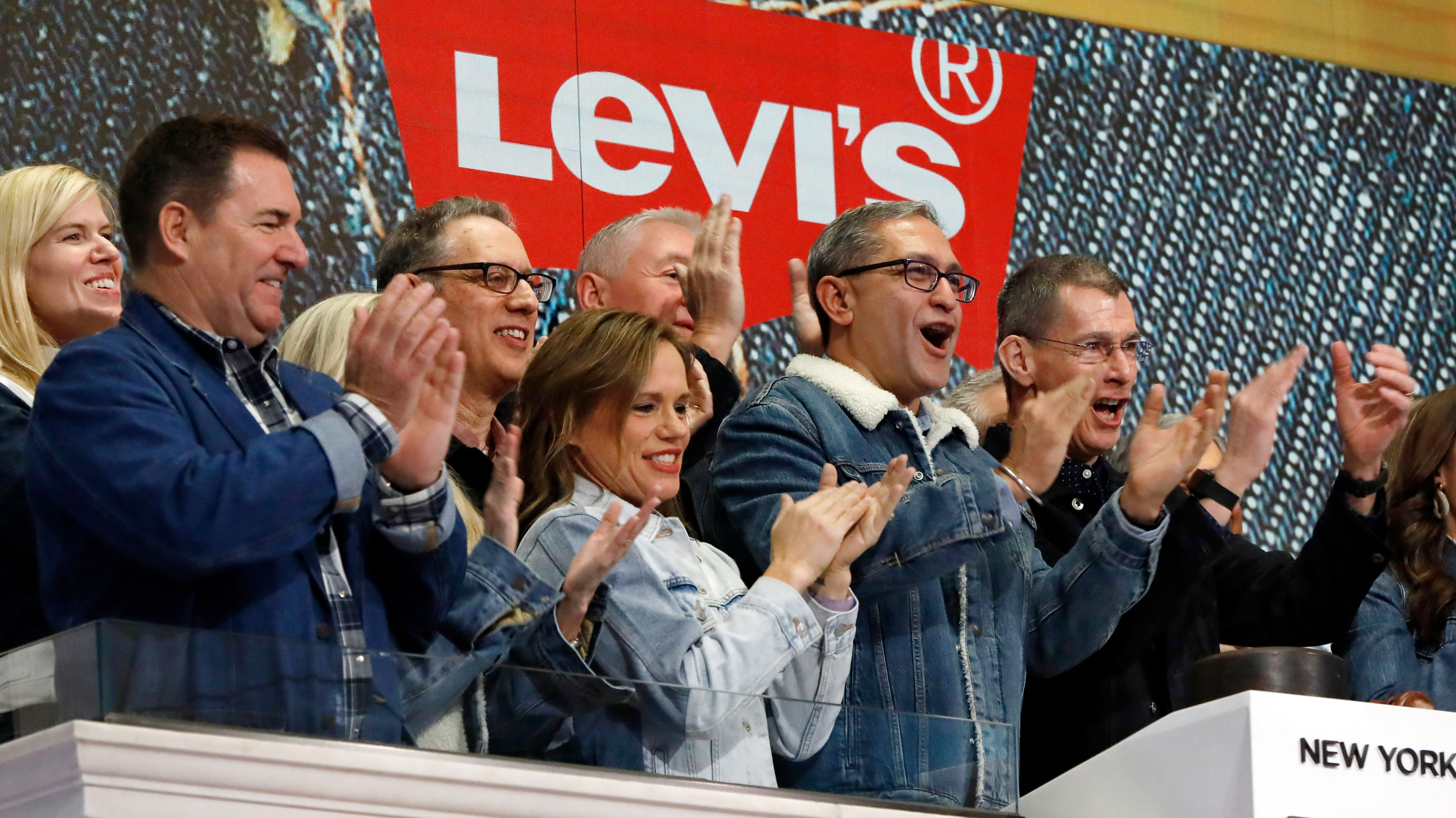 When will the levi ipo occur