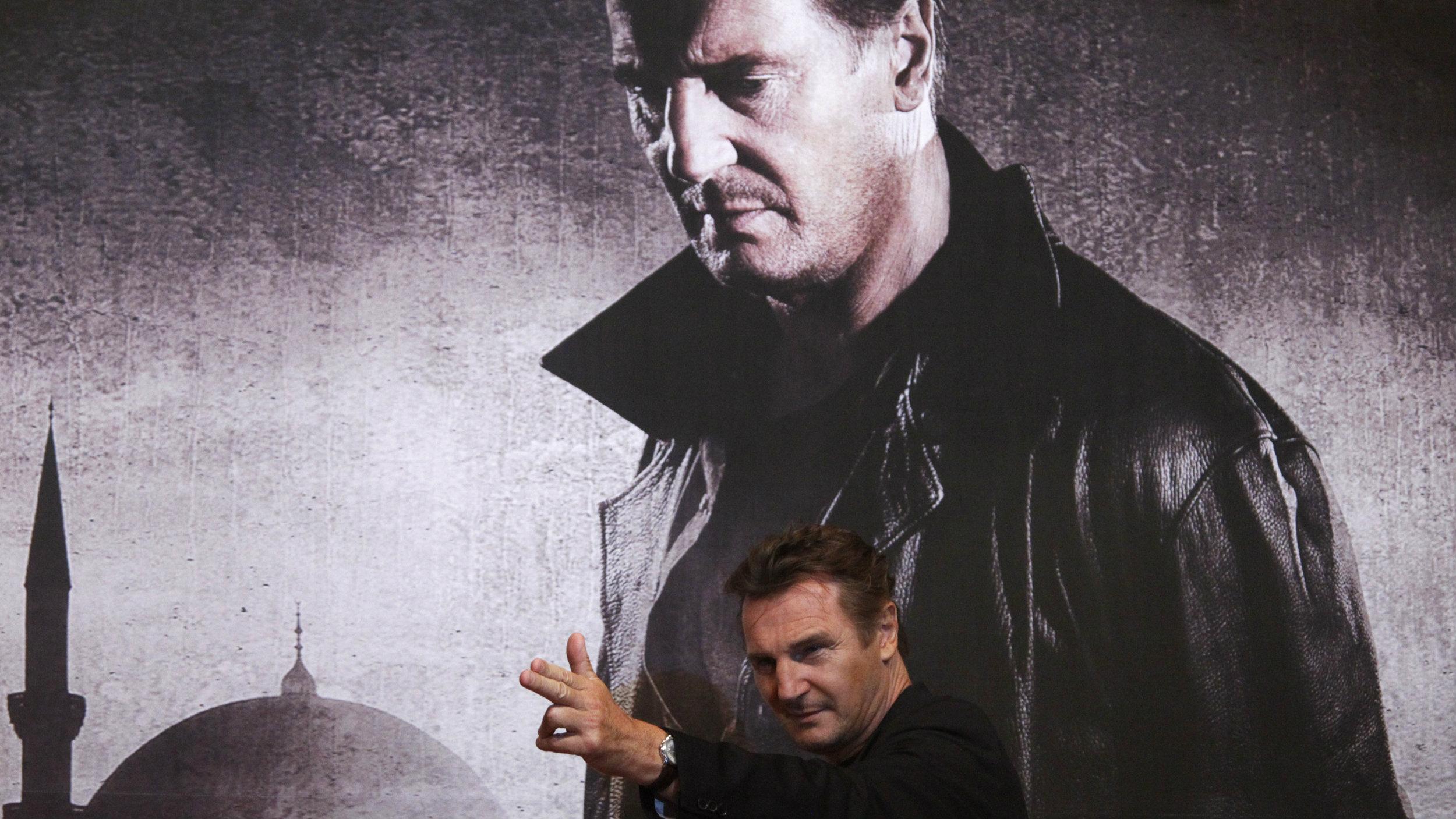 Synchronsprecher Liam Neeson