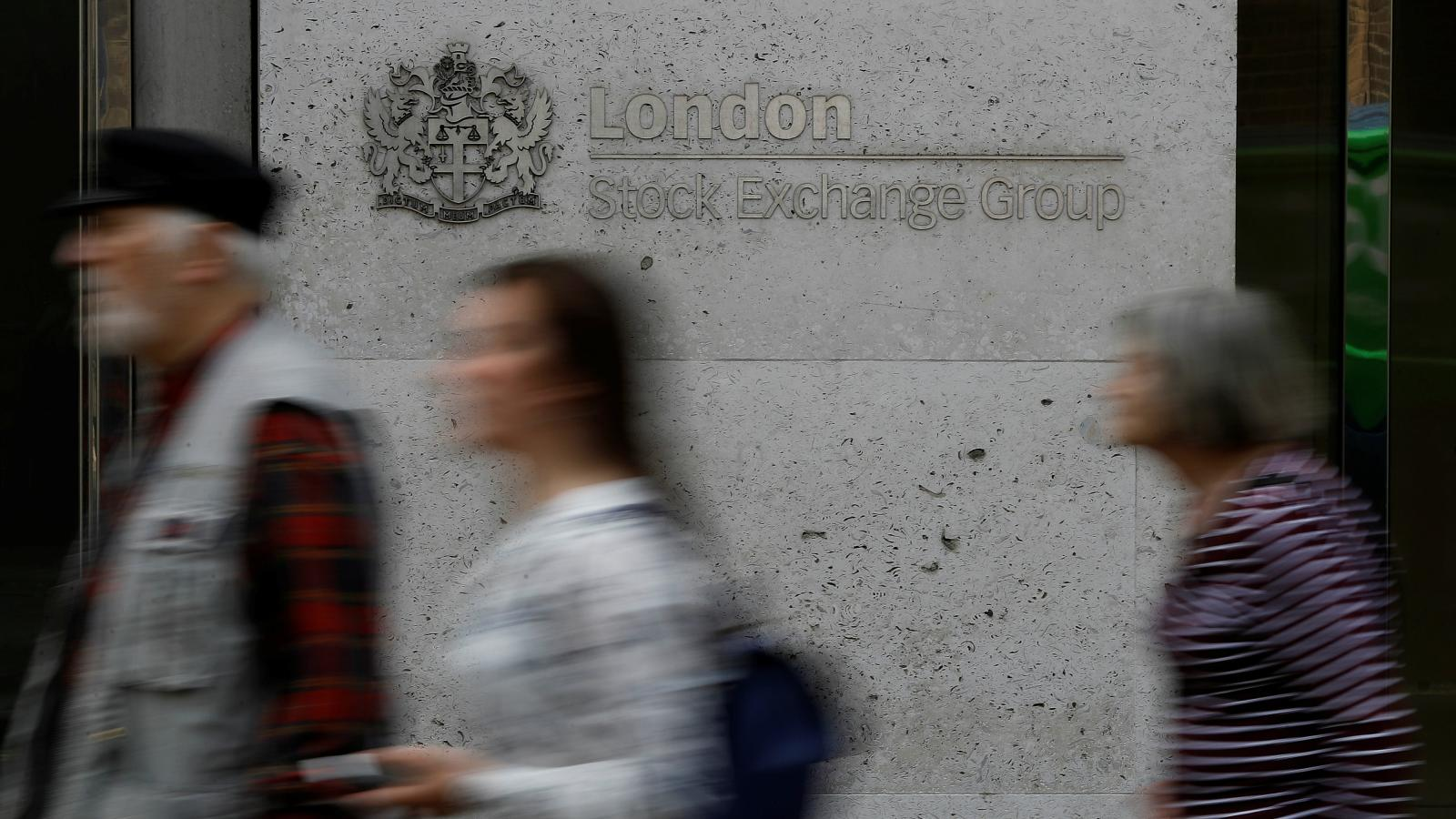 London Stock Exchange Group is best-performing big financial