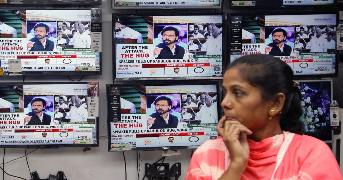 How Narendra Modi Has Almost Killed Indian Media Quartz India
