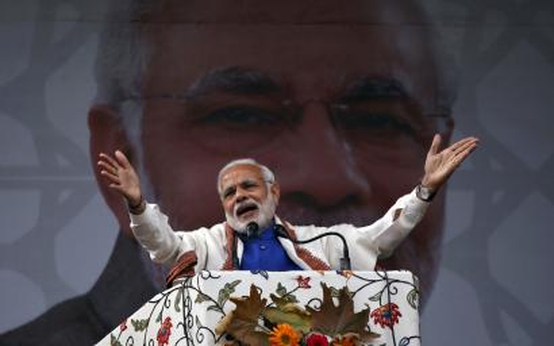 India-Politics-Modi-Words