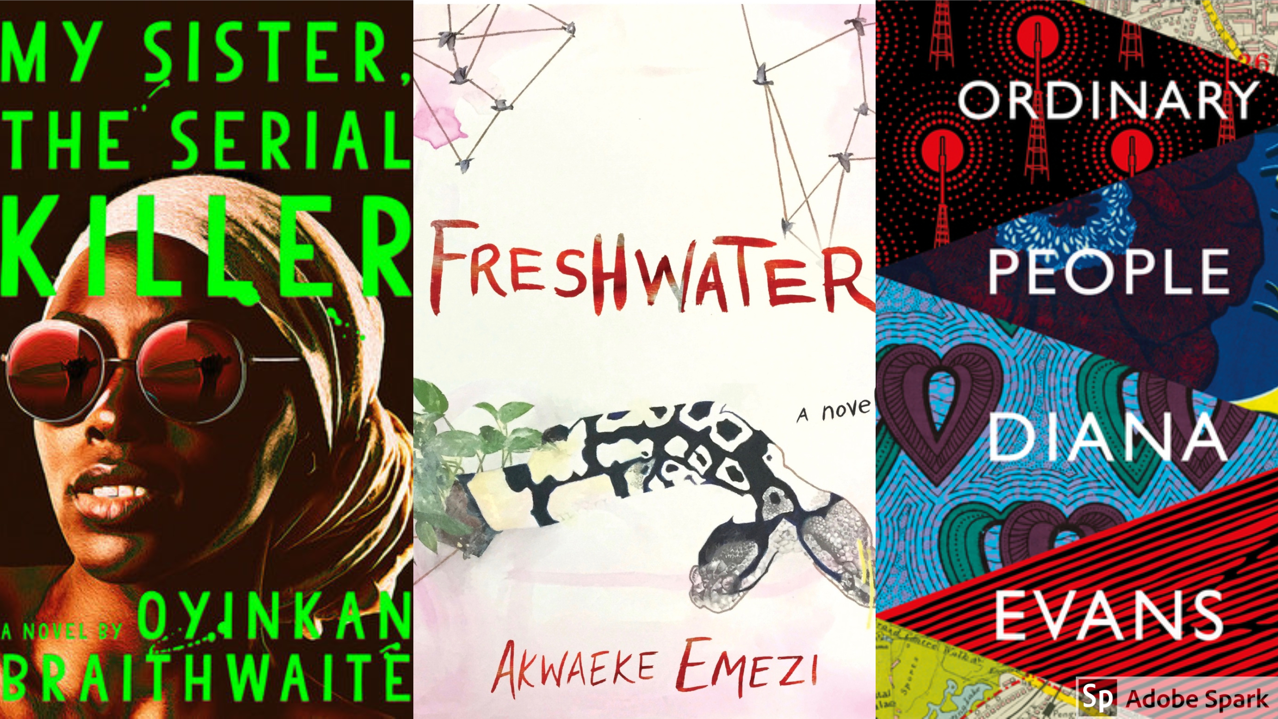 Women's prize for fiction: Nigerian authors feature