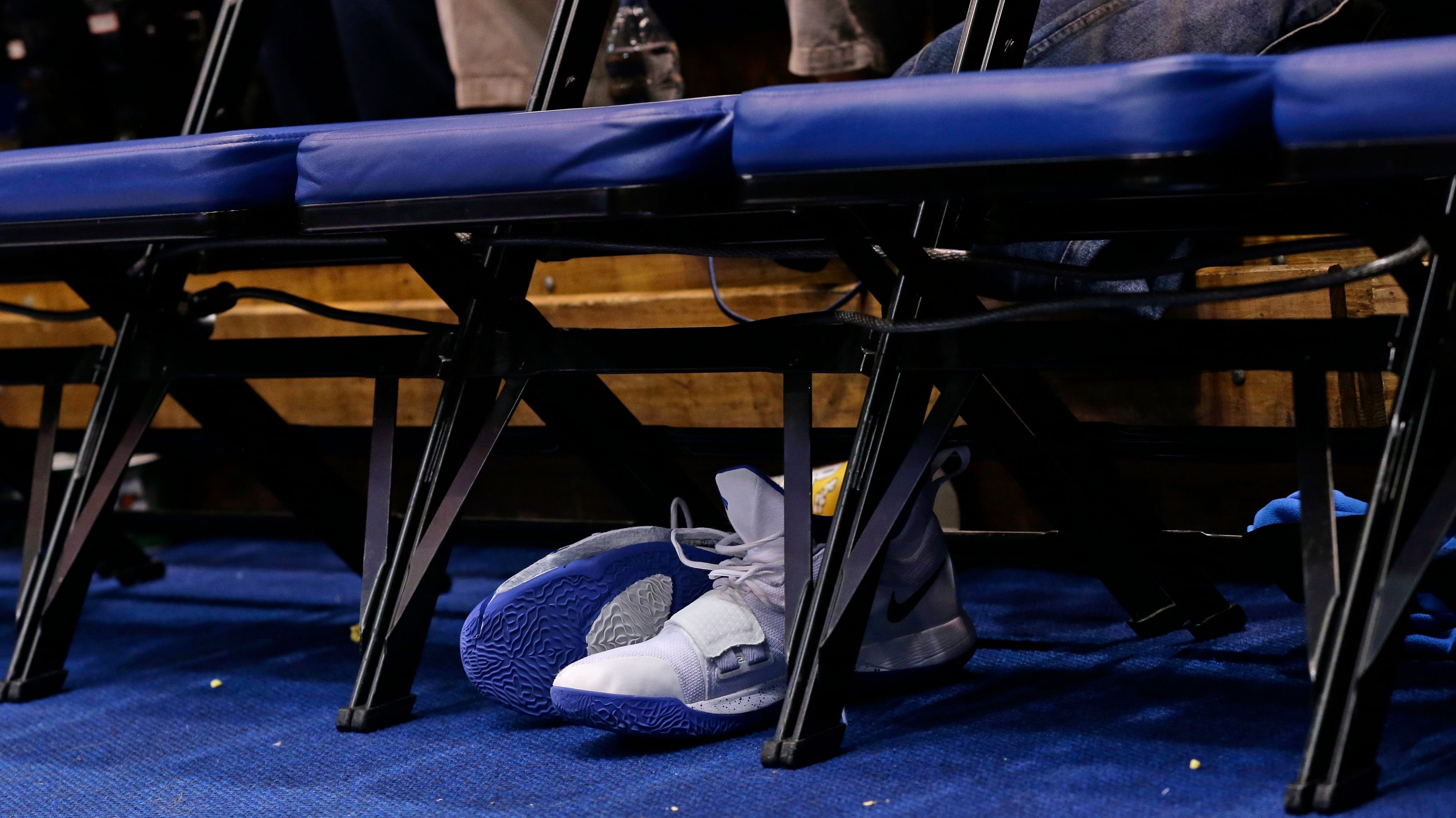 Skechers mocks Nike's PG 2.5 sneaker