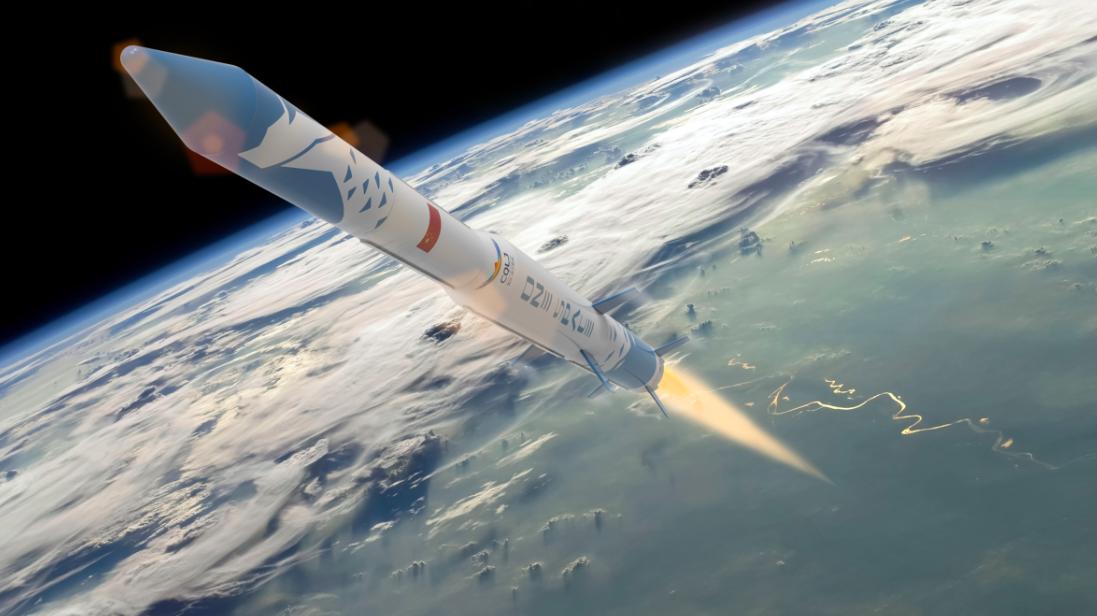 OneSpace's OX-M rocket.