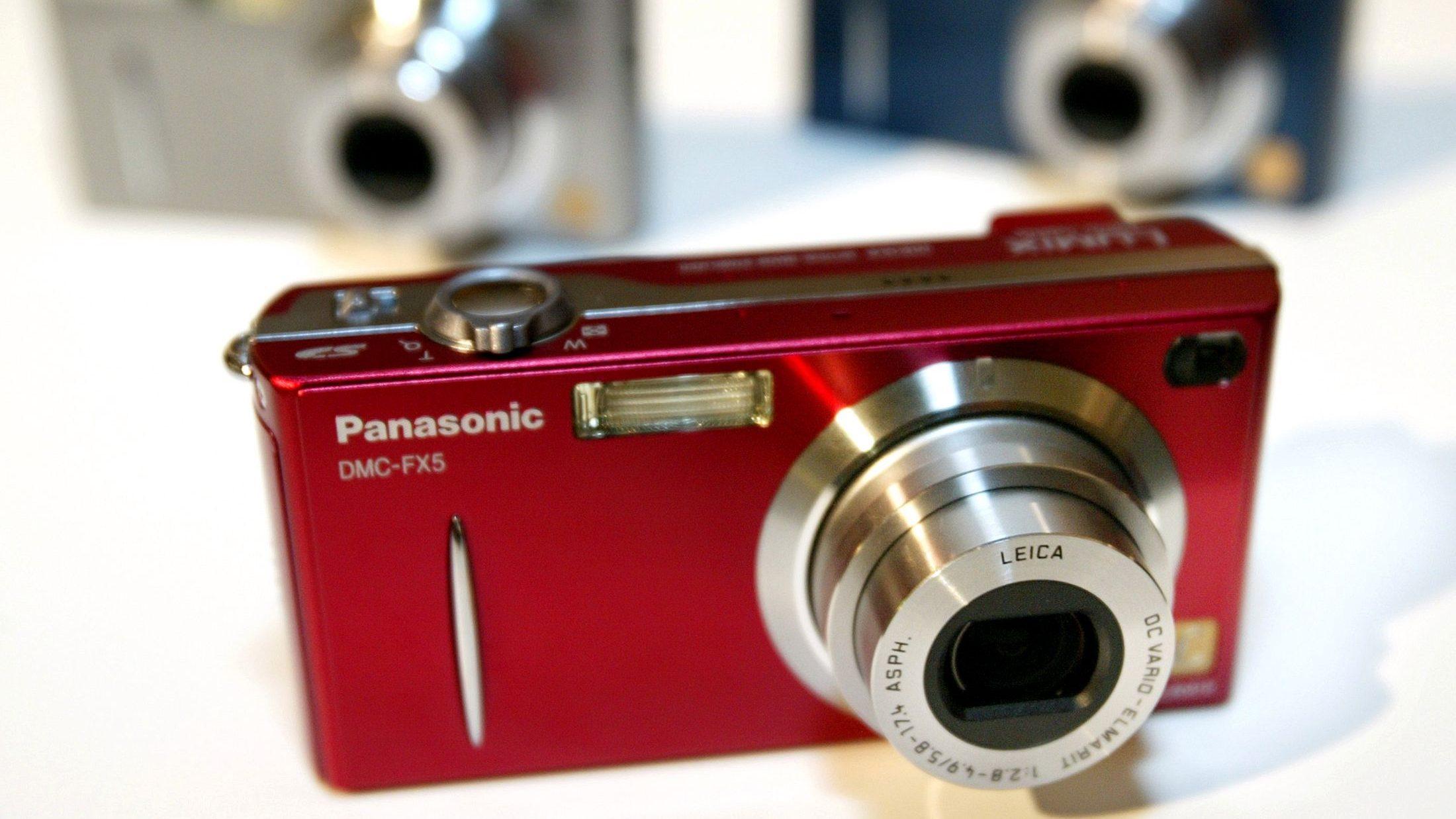 2003 Panasonic digital camera