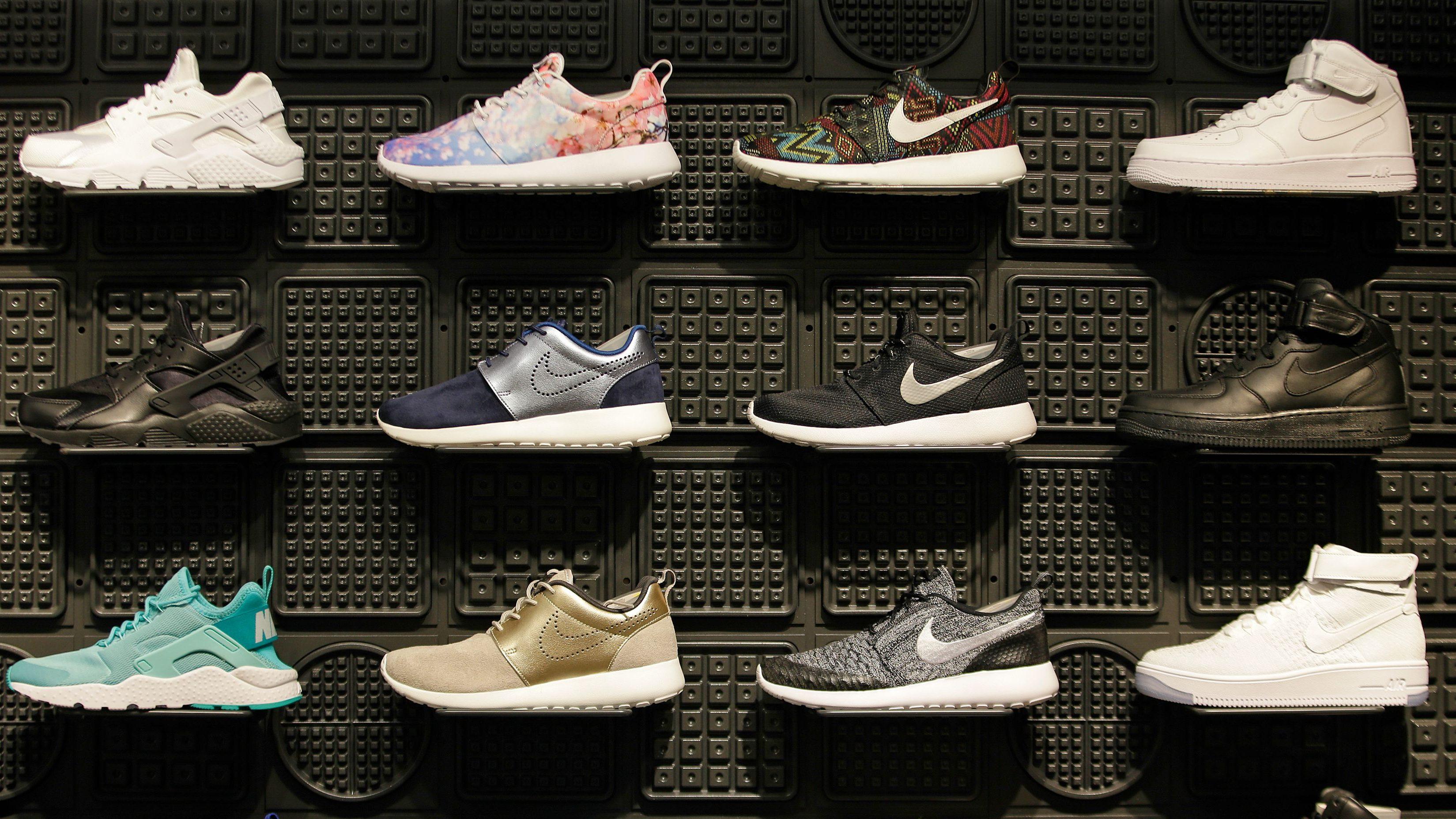 best service 3cc03 047dd Nike is focusing on sneaker innovation in the under- 100 range
