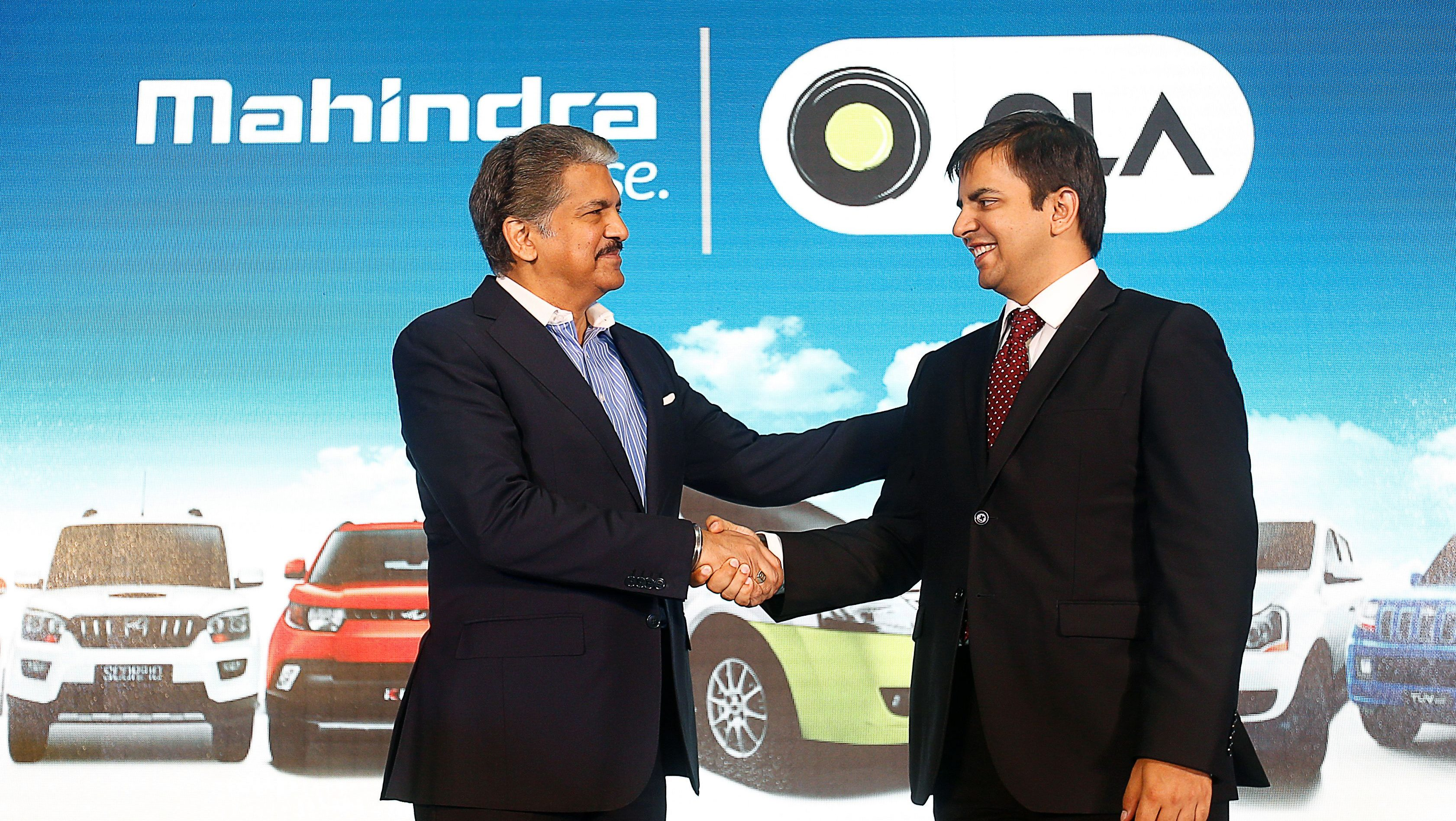 India-Ola-Mahindra