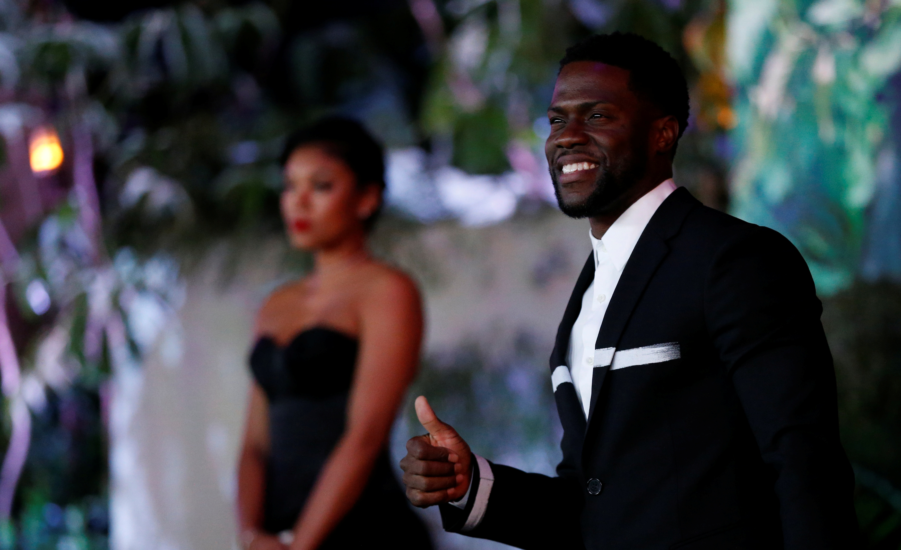 Kevin hart buys nigerian artists pencil portraits quartz africa