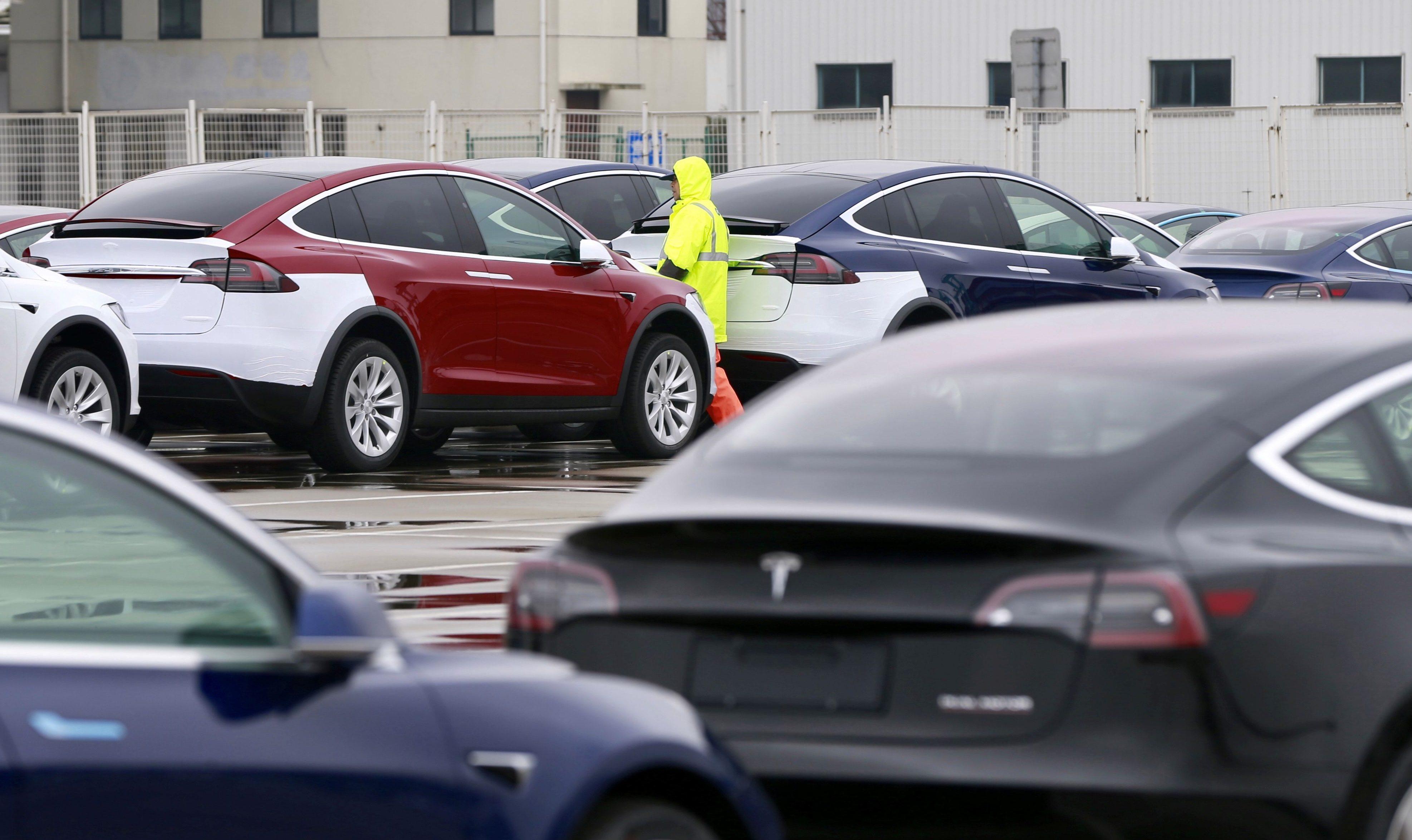 Tesla reaches deal after China halts sales of Model 3 — Quartz