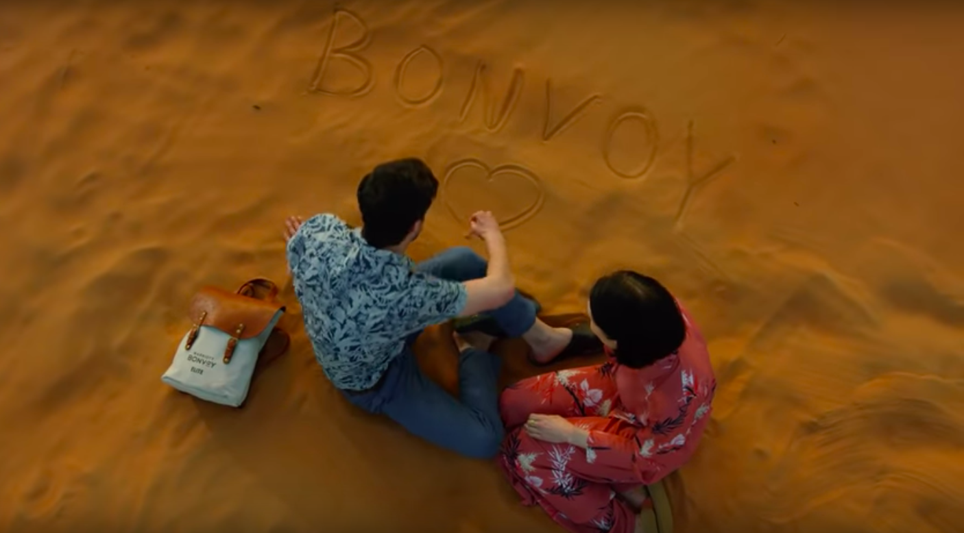 Marriott really wants to make Bonvoy a thing — Quartzy