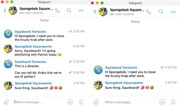 Telegram's new message deletion feature has one big downside — Quartz
