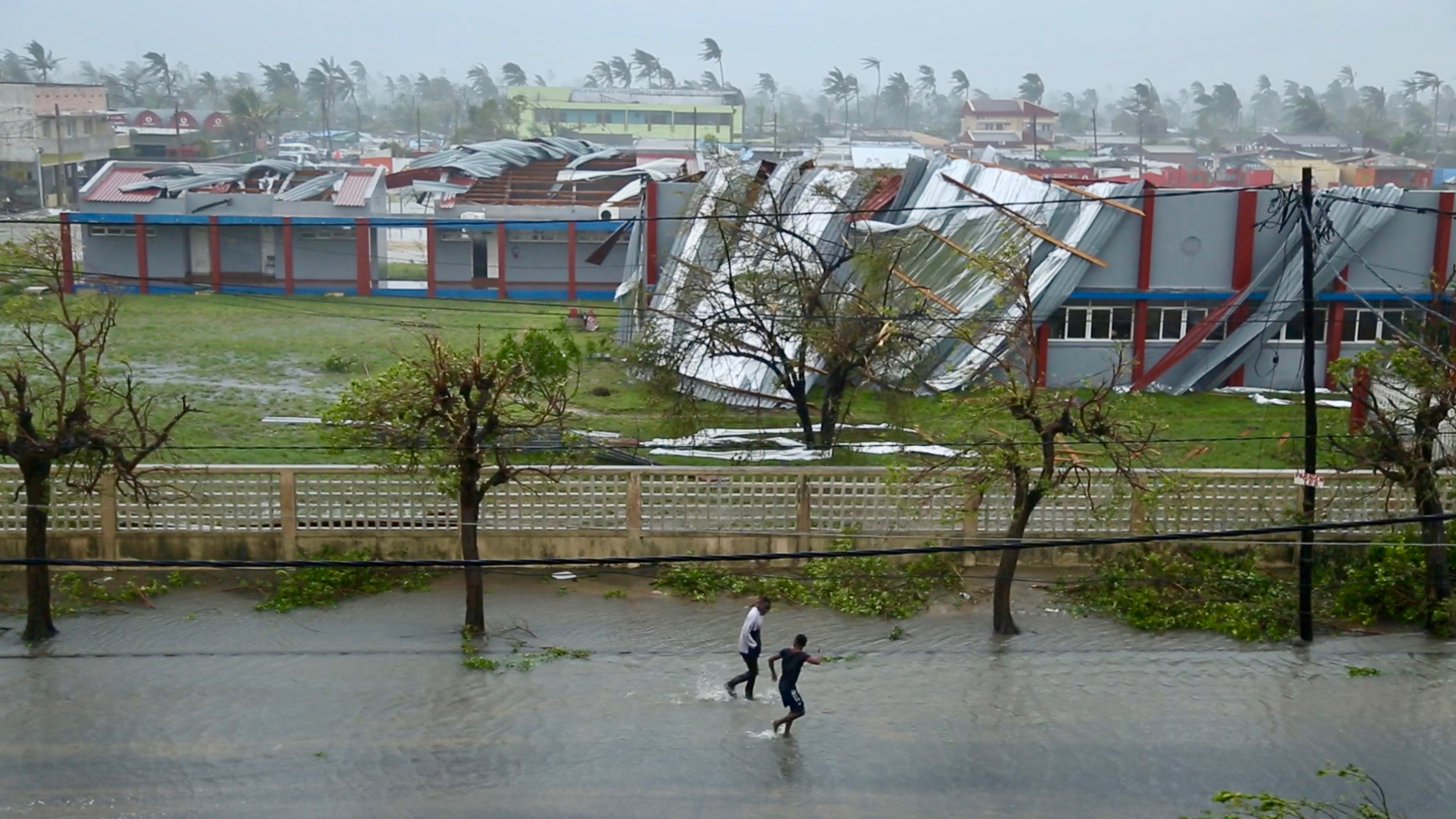 Cyclone Idai's destruction shows how vulnerable low-lying African cities are to extreme weather