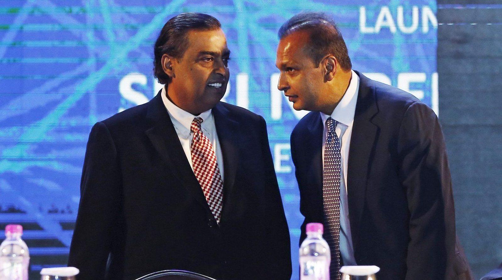 Mukesh's RCom bailout won't douse Anil Ambani's Reliance fire ...