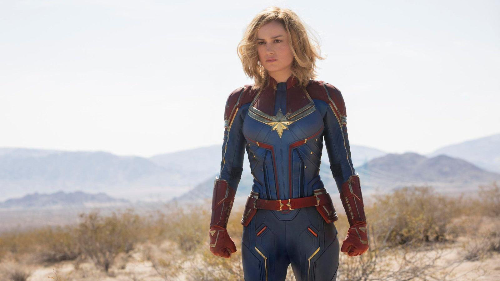 Captain Marvel Has Biggest Opening Ever For Female Fronted Film Quartz It is perfect for a superhero themed party hobbypos black widow captain america heroin superhero avengers marvel girls costume update, july 2014: captain marvel has biggest opening