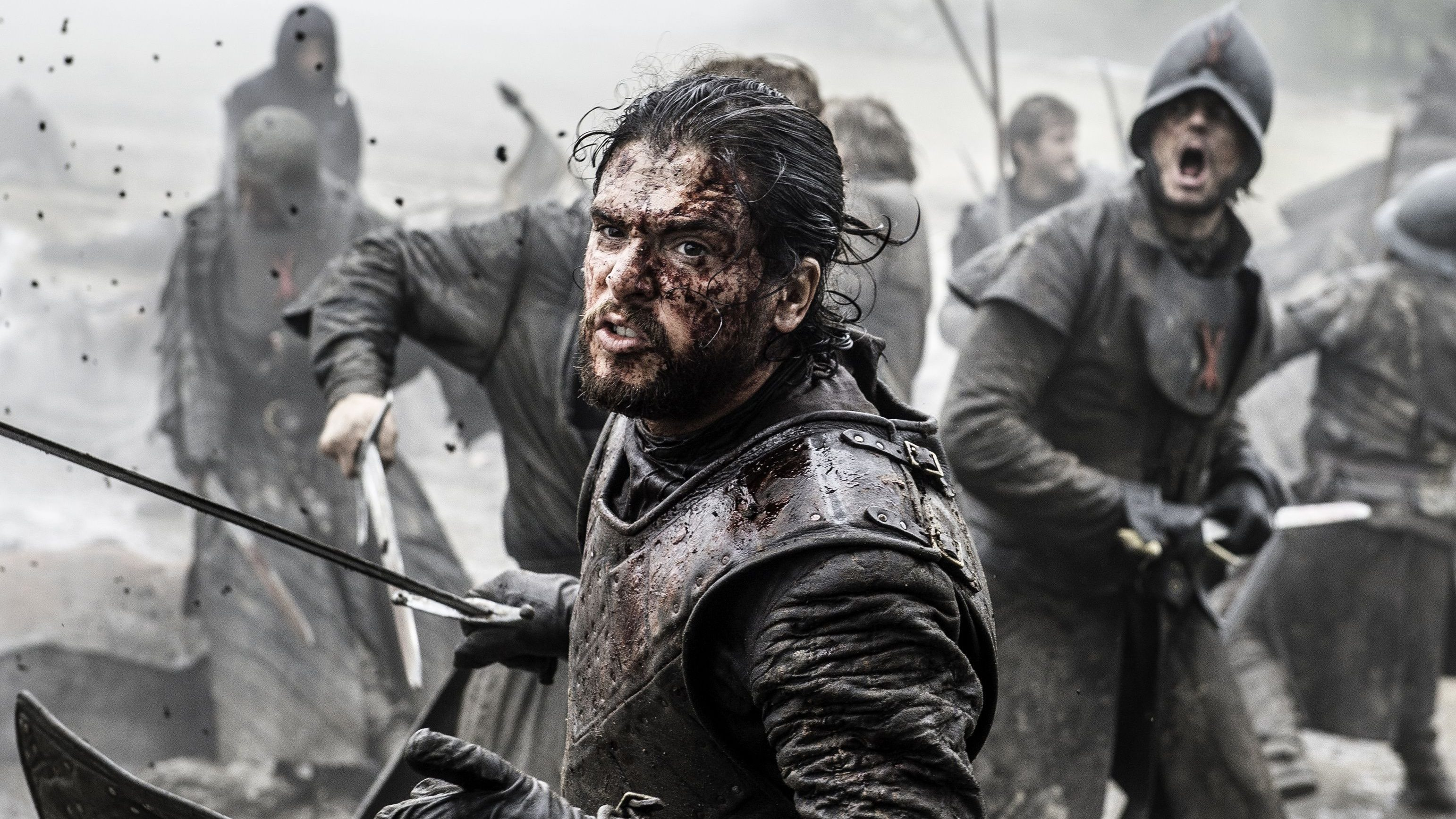 hbo game of thrones jon snow