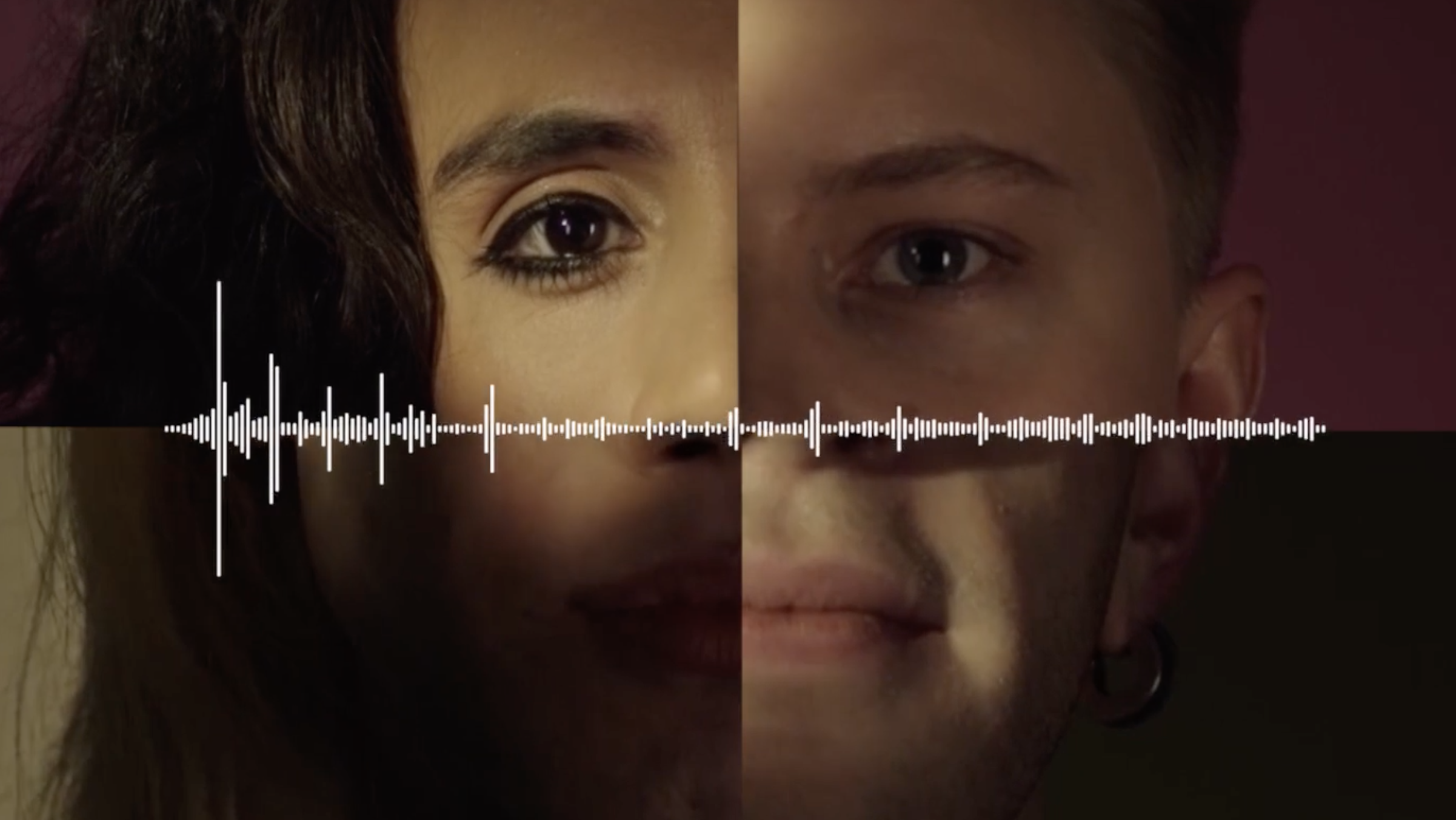This AI voice is gender-neutral, unlike Siri and Alexa