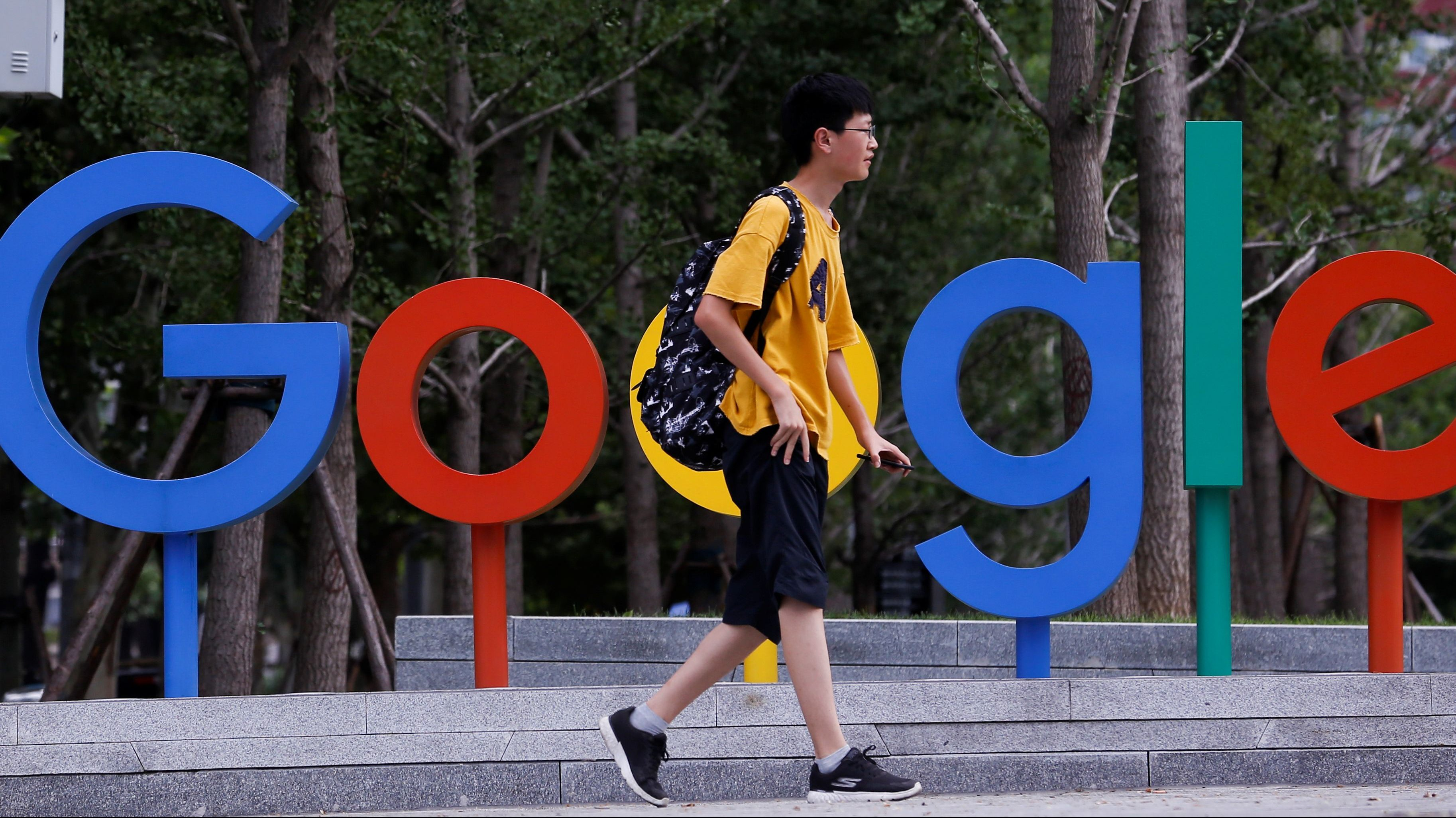 Google says it was underpaying men, not women