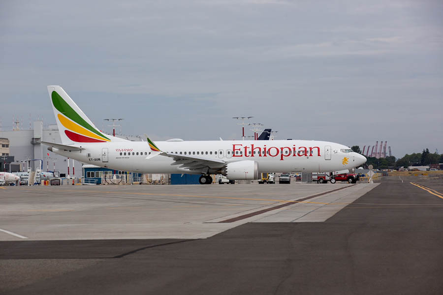 Ethiopian Airlines has ground its Boeing 737 Max 8 planes — Quartz