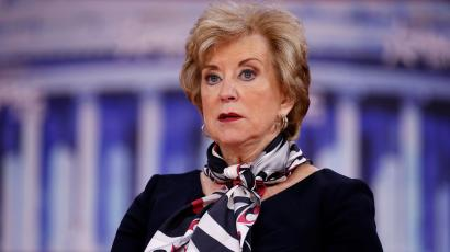 Linda McMahon leaving SBA one week before WrestleMania 35.